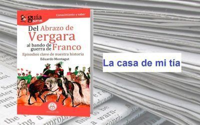 Eduardo Montagut habla sobre historia en 'La casa de mi tía'