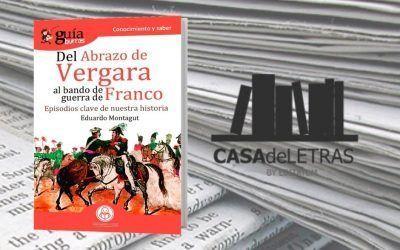Casa de Letras ha reseñado este libro sobre historia de España